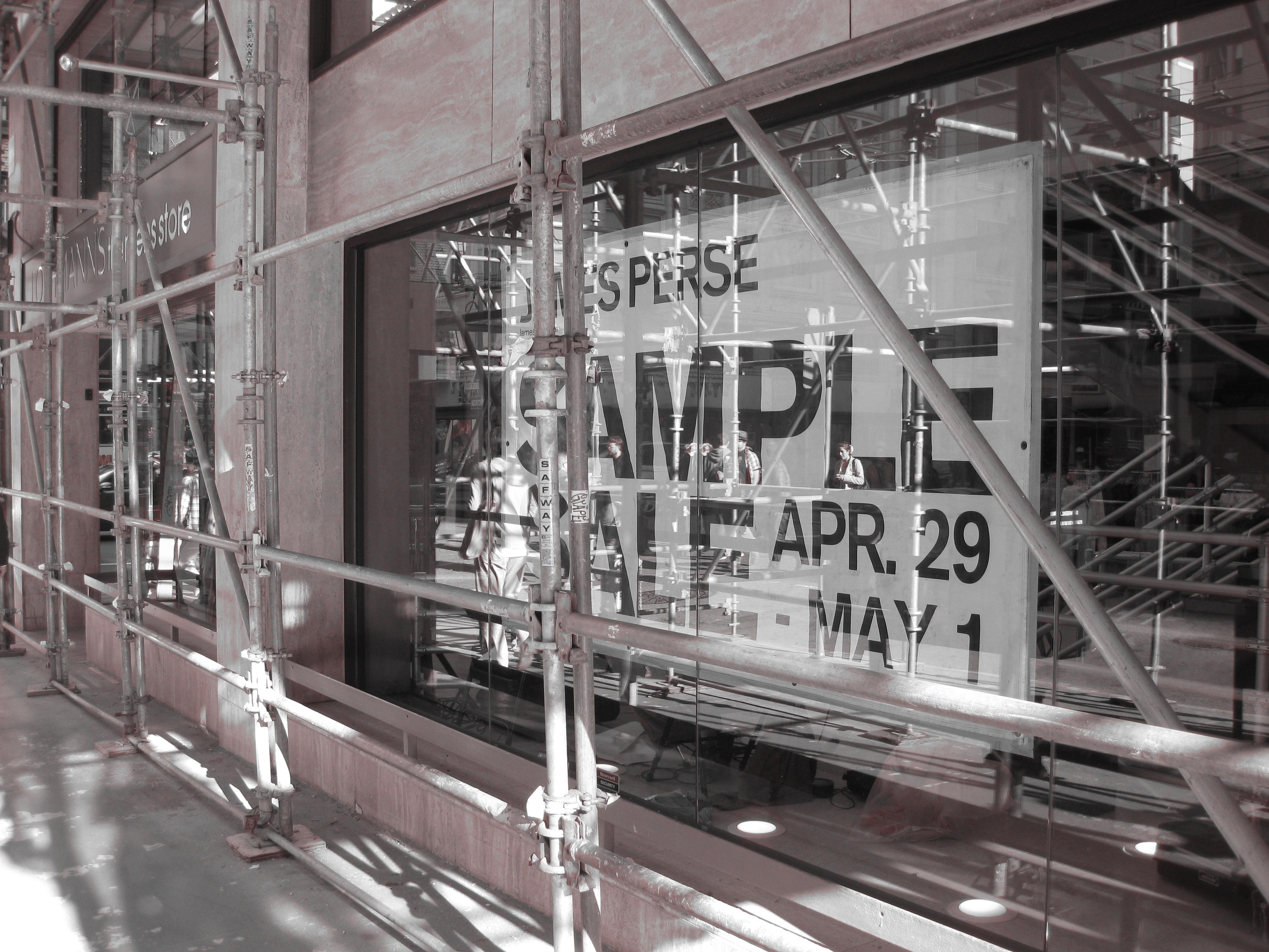 Weekend Shopping Alert: James Perse Sample Sale   Nerissa's Notebook